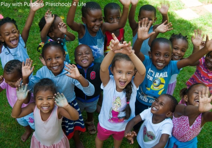 Play with Purpose Preschools 4 Life_kids